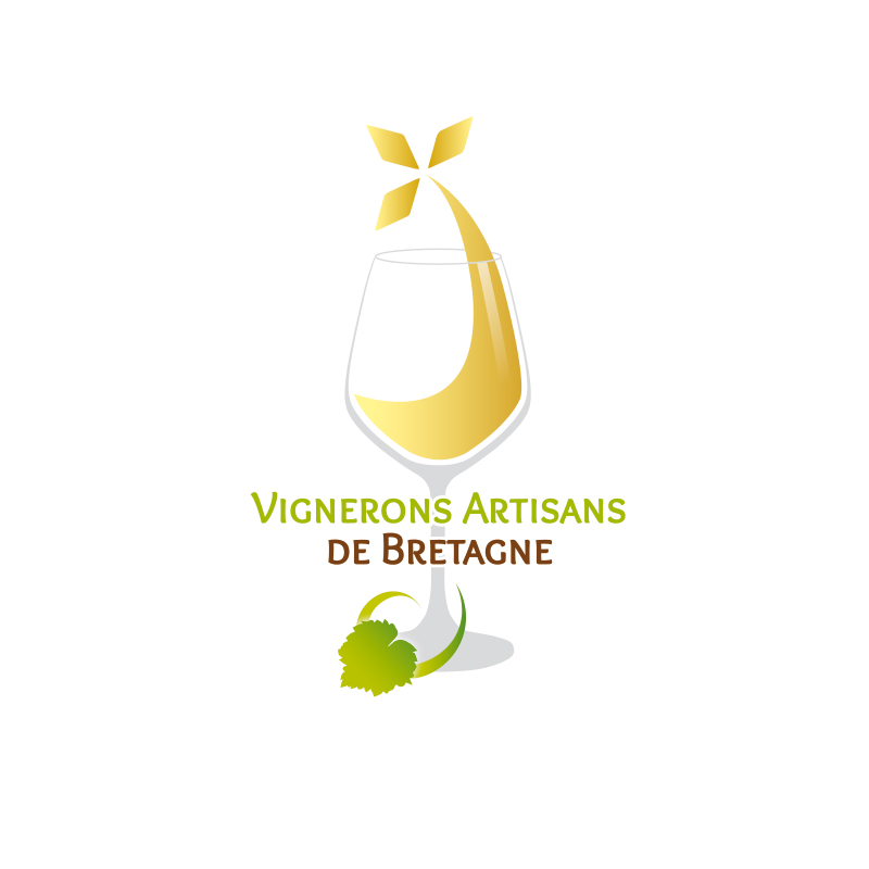 logo viticulture vignerons bretagne koro marketing